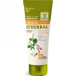 Moisturizing Hand Cream with Schisandra extract, O'Herbal