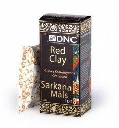 Glinka Czerwona, 100% Naturalna 100 g, DNC