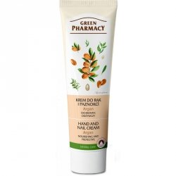 Argan Protective, Nourishing Hand and Nail Cream, Green Pharmacy