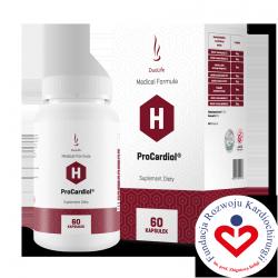ProCardiol® Medical Formula DuoLife, 60 capsules