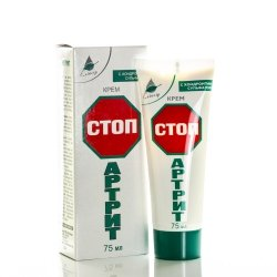Joint Cream Balm STOP Arthritis, Elixir