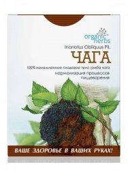 Chaga Mushroom Dried 50g