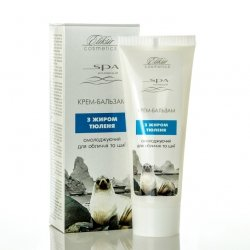Anti-wrinkle Face and Neck Cream-balm with sea-calf fat