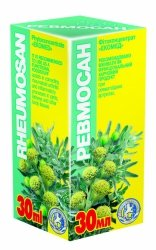 Rheumosan Herbal Drops, Ekomed Phyto Concentrate