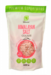 Iodized Pink Himalayan Rose Salt Coarse Grade, Intenson