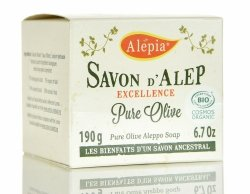 Alep Olive Soap EXCELLENCE BIO PURE OLIVE, 190g