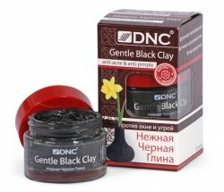 Gentle Black Clay DNC, 50ml