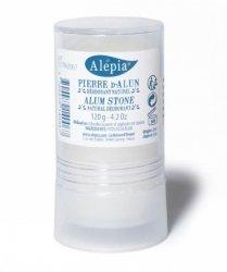 Alum Stone Stick Natural Deodorant, Alepia, 120g