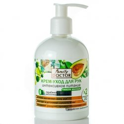 Intensively Nourishing Hand Cream with Avocado Oil, Family Doctor