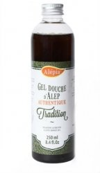 Alepia Shower Gel Tradition, 100% Natural, 250ml