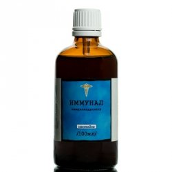 Herbal Drops Imunal, 100 ml