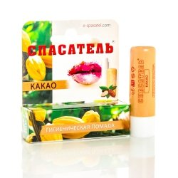 Lip Balm with Cocoa Rescuer