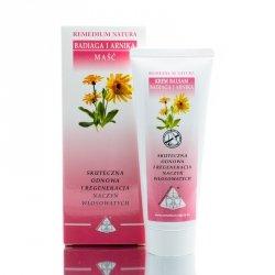 Spongilla Leg Cream with Arnica Extract, 80 ml