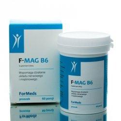 F-MAG B6, Magnez + Witamina B6, Suplement Diety w Proszku