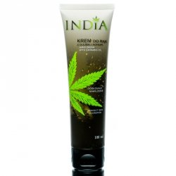 Protective Hemp Hand Cream, India Cosmetics