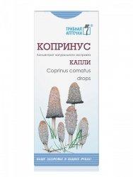 Czernidłak Kołpakowaty Coprinus comatus, Krople 100 ml