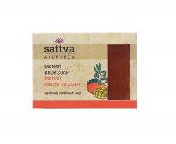 Mango Natural Glycerine Soap Sattva, 125g