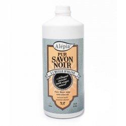 Cleaning Soap Savon Noir, Alepia, 1 liter