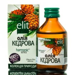 Cedar Nut Oil, 100% Natural, ElitPhito