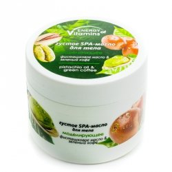 Modeling Body Butter Energy of Vitamins, Pistachio & Green Coffee