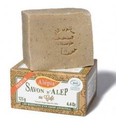 Mydło Alep Premium z Kofeiną, 125g