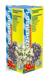 Krople Ziołowe Dzherelo-I, 50 ml Ekomed