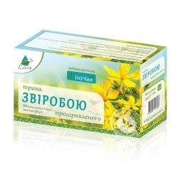 Herbata Ziołowa Dziurawiec, 20 saszetek