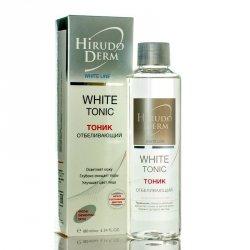 Tonik do Twarzy Wybielający White Tonic Hirudoderm White Line