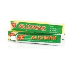 Ziołowa Pasta do Zębów Miswak, Dabur, 170g