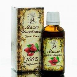 Olej z Owoców Dzikiej Róży, 50 ml 100% Naturalny