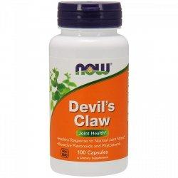 Devil's Claw (Diabelski Pazur), Now Foods, 100 kaps.