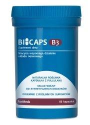 BICAPS B3 Niacyna ForMeds, Witamina B 3