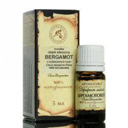 Olejek Bergamotowy, Bergamotka, 100% Naturalny