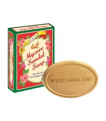 Mydło Sandałowe Mysore Soap Sandalwood