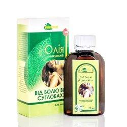 Olej do Masażu na Ból Stawów, 100% Naturalny