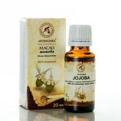 Olej Jojoba, 100% Naturalny, Nierafinowany