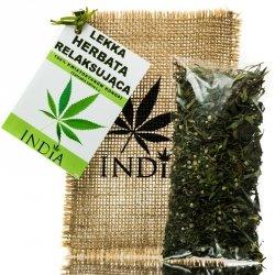 Lekka Ziołowa Herbata Relaksująca, 15 g India Cosmetics