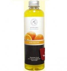 Dyfuzor Zapachu Pomarańcza, Uzupełnienie, zawiera 100% Naturalny Olejek, Aromatika