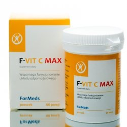 F-VIT C MAX Formeds, Suplement Diety w Proszku, Witamina C