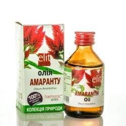 Olej Amarantusowy, 100% Naturalny Elitphito