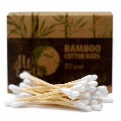Bambusowe Patyczki Higieniczne, 200 sztuk