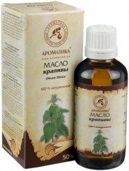 Olej z Pokrzywy (Pokrzywowy), 50 ml 100% Naturalny Aromatika