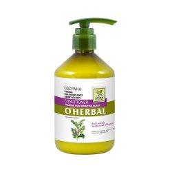 Odżywka Kojąca z Ekstraktem z Lukrecji dla Wrażliwej Skóry Głowy, O'Herbal