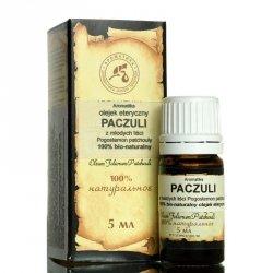 Olejek Paczulowy (Paczuli), Patchouli, 100 % Eteryczny Aromatika
