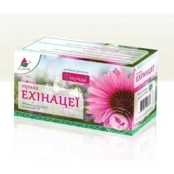 Herbata Ziołowa Jeżówka Purpurowa, 20 saszetek