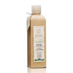 Organiczna Maseczka do Włosów Ziołowa/ Siła i Zdrowie, White Mandarin