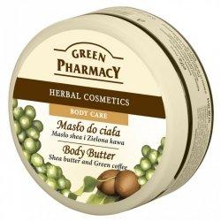 Masło do Ciała Masło Shea i Zielona Kawa, Green Pharmacy