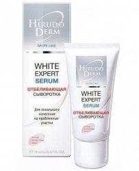Serum do Twarzy Wybielające White Expert Hirudoderm White Line, Plamy, Przebarwienia