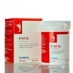 ForMeds F-VIT B1 Witamina B1 Suplement Diety w Proszku