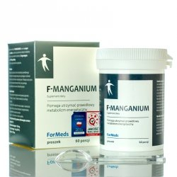 ForMeds F-MANGANIUM Mangan Suplement Diety